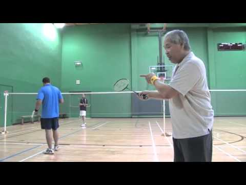 How To Do Different Serves - Badminton Tips