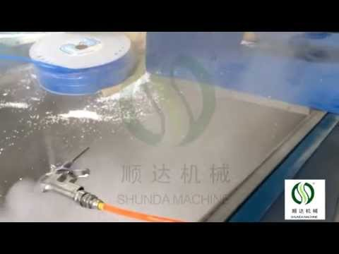 eps polystyrene molding machine