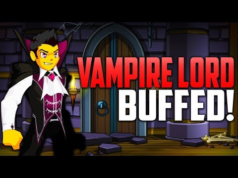 Vampire Lord Buffs! - What Was Changed?