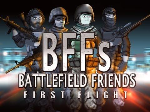 Battlefield Friends Ep 1 First Flight