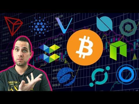 😴 Is Crypto Boring? Where Did Everyone Go? $BTC To 50k 🚀 $ICX $ELA $TRX $ADA $NXS $KMD $VEN