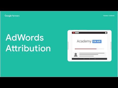 Academy on Air: Adwords Attribution (10.05.18)