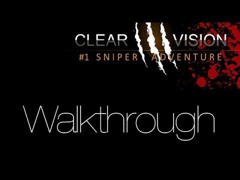 Clear Vision 3 - B-Low Walkthrough