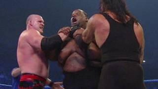 The Brothers of Destruction reunite on SmackDown