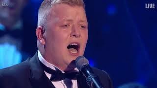 Gruffydd Wyn with AMAZING Ed Sheeran cover Full performance ★ Britains Got Talent 2018 ★ S12E18