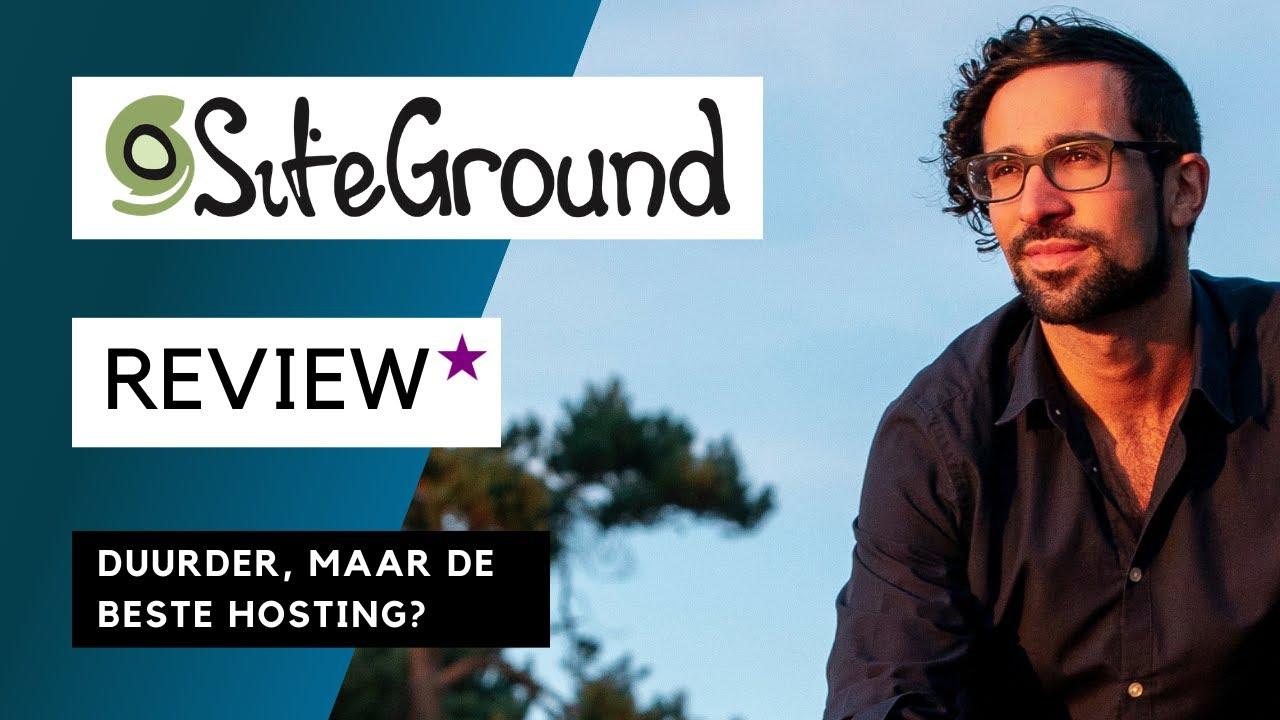 Siteground Ervaringen Nederland [Eerlijke Review 2021] [#1 Webhosting-Keuze?]