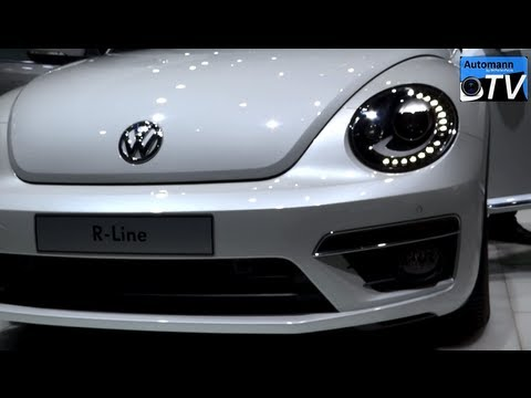 2013 VW Beetle 2.0 TSi R-Line - In Detail (1080p FULL HD)
