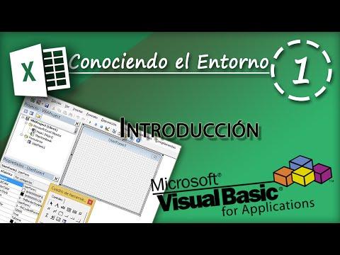 Introducción | VBA Excel 2013 #1