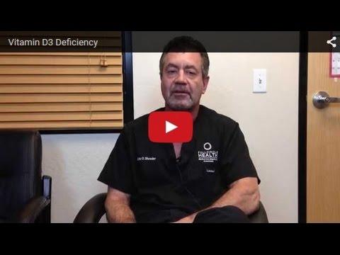 Low Vitamin D Mesa AZ Full Circle Health