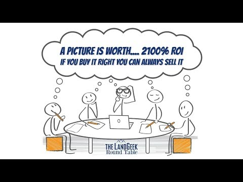 ROUND TABLE—A Picture Is Worth... 2100% ROI—If You Buy It Right You Can Always Sell It