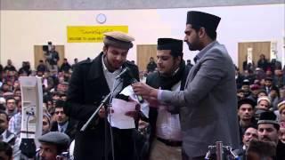 Sayyadi Murshadi Tu Salamat Rahe - Tarana Jalsa Qadian 2013   Islam Ahmadiyya