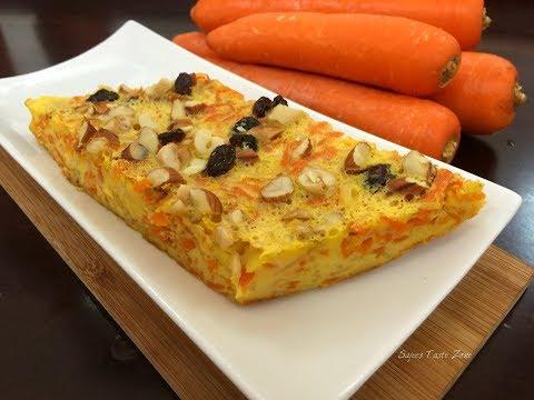 Carrot Vermicelli Pola | കാരറ്റ് സേമിയ പോള | Ramadan Recipe