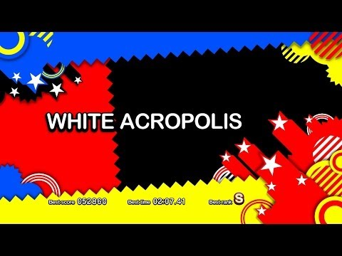 Sonic Generations (PC) - STH2006 Project - White Acropolis gameplay