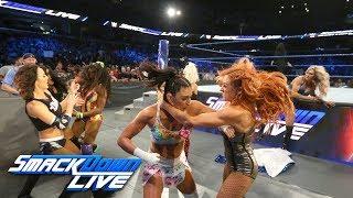 Paige hosts a Women