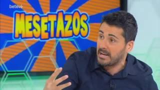 Los Mesetazos de Victor Lozano - La Porteria BTV [23/03/2017]