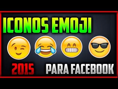Cómo descargar iconos emoji para PC 2018