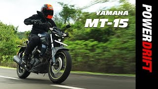 Yamaha  MT15 : Should this be your next bike? : PowerDrift