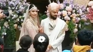 Viral Video: Anushka Breaks Down At Her Wedding In Front Of Virat Kohli