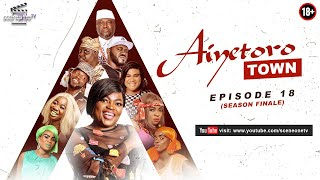 Aiyetoro Town Episode 18 - TROUBLE LOOMS ( Season Finale)