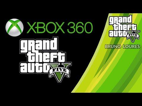 MOD MENU GTA V XBOX 360 TRAVADO