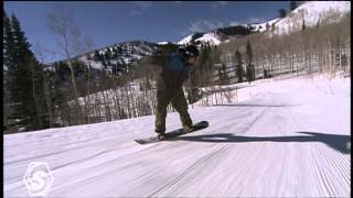 How to OLLIE on a Snowboard with Travis Rice