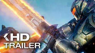 Pacific Rim 2 Uprising New Clip Trailer 2018