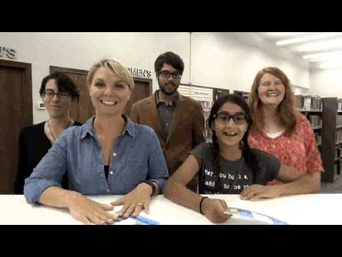 Library Card Sign-Up Month 2015