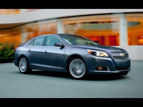 Chevy Malibu/ GM Detailed Review and Tutorial
