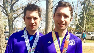 Identical Twins With Autism Share a Passion for Running