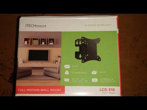 Крепление на телевизор ІTECHmount LCD 310