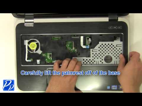 Dell Inspiron 17R (5720 / 7720) Motherboard Replacement Video Tutorial