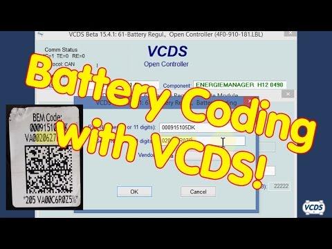 Battery Coding