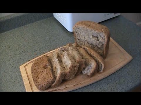 Basic Rye Bread Using Your Bread Machine