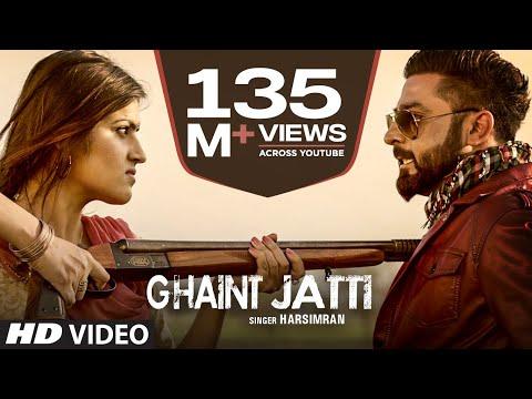 Ghaint Jatti Harsimran Song | HeartBeat | New Punjabi Songs 2015