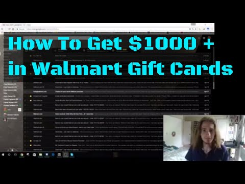 Drop Shipping eBay  - How to Acquire $1,000 + Worth of Walmart Gift Cards