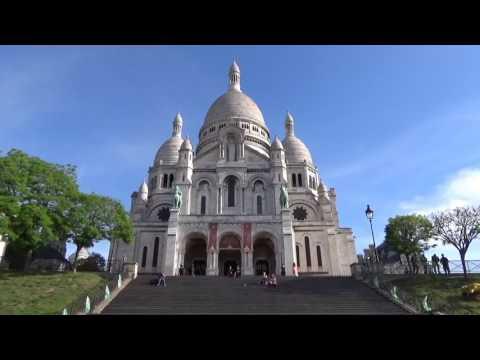 The Sacre-Coeur Funicular, Paris