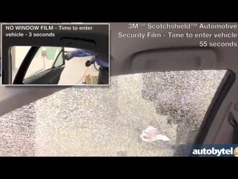 3M Security Window Film & UV Window Film Demos @ SEMA