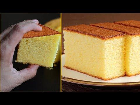 रूई जैसा मुलायम स्पंज केक बनाना सीखे   Birthday Cake   Cake in Hindi @ Aapki Rasoi