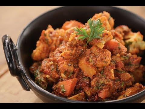 Kadai Vegetables | Sanjeev Kapoor Khazana