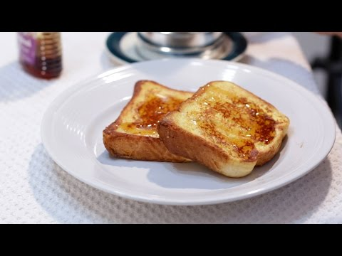 How to Make French Toast | Easy Homemade French Toast Recipe
