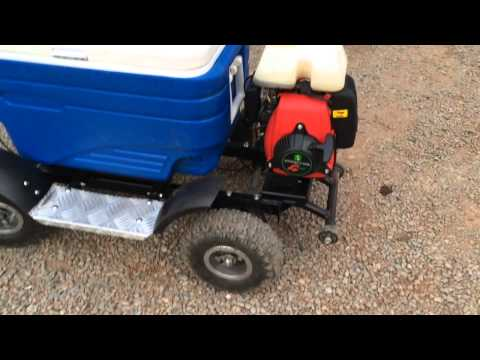 Motorised esky - 6 things it's good at