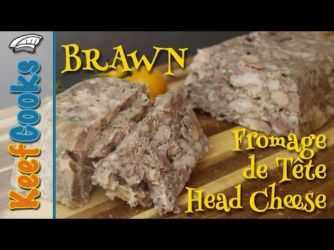 Brawn / Head Cheese / Fromage de Tete