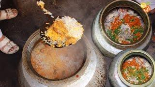 Chicken Biryani Prepared for 200 People | Original Style Cooking