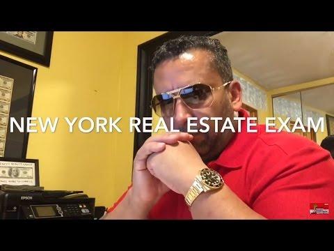 NEW YORK REAL ESTATE EXAM