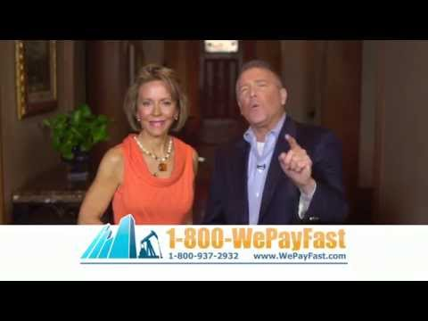 1-800-WePayFast: Sell your commercial real estate and mineral rights – fast.