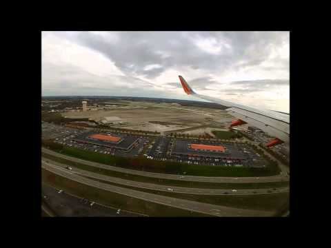 BWI to PIT arrival