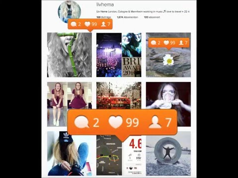 HOW TO GET MORE LIKES AND FOLLOWERS ON INSTAGRAM - Two easy steps