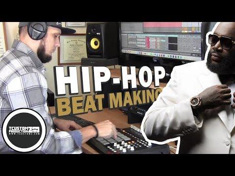 Hip Hop Beat Making 2018 (Sampling DJ Pain 1 Lavish Loops 2) -