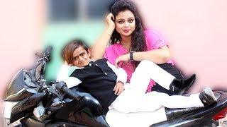 "Desi Chhotu English Mem ""Part 5,6,7,8""छोटू की नयू LOVE STORY | Khandesh Comedy Video"