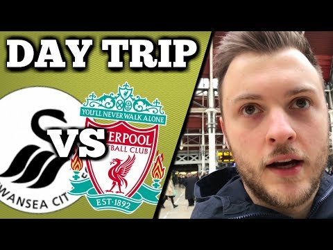 DAY TRIP: SWANSEA 1-0 LIVERPOOL | ABJECT REDS DESERVED NOTHING
